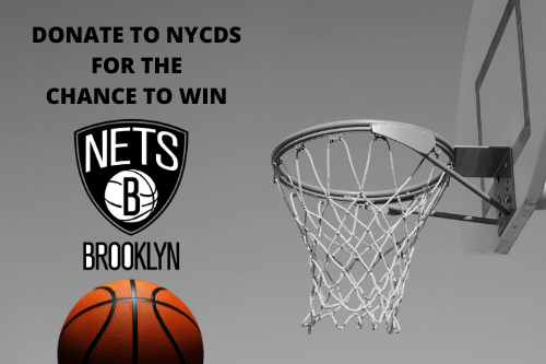 DONATE FOR THE CHANCE TO WIN BROOKLYN NET TICKETS