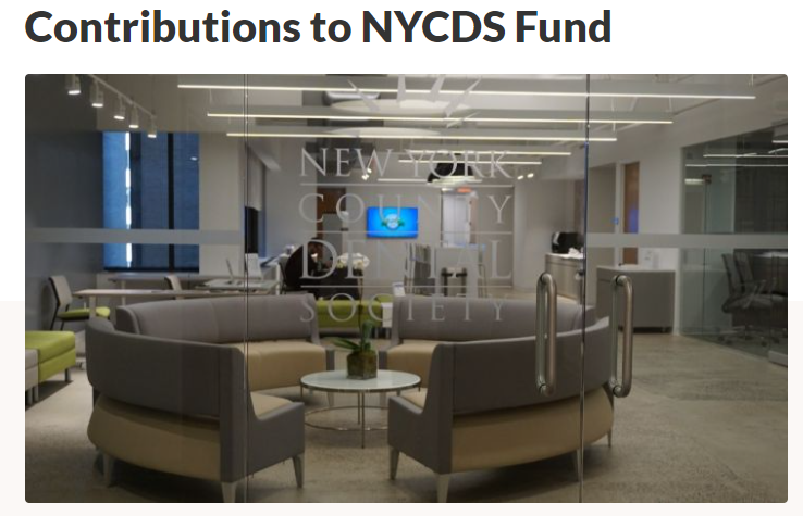 Donate to NYCDS FUND