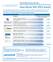 how much will you save.pdf resided for nycds news